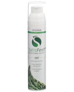 Satisfeet Hot Airless Dispenser - 100ml