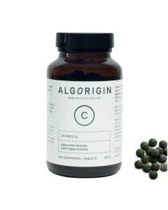 Algorigin Chlorella Tabletten Flasche - 480 Stk.