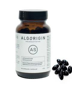 Algorigin Astaxanthin Kapseln - 60 Stk.