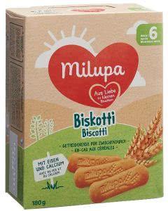 Milupa Biscuits Biskotti - 180g