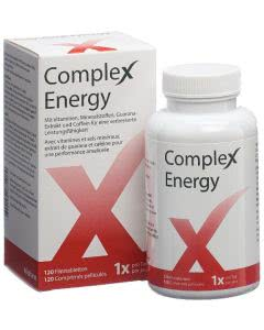Complex Energy Filmtabletten Dose - 120 Stk.
