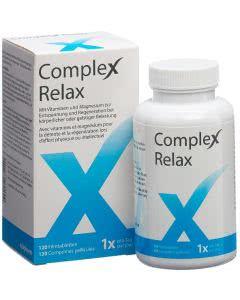 Complex Relax Filmtabletten Dose - 120 Stk.