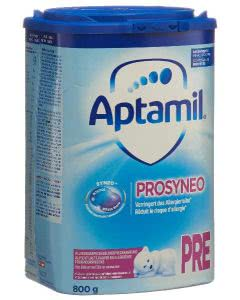 Milupa Aptamil ProSyneo PRE ab Geburt - 800g