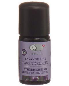 Aromalife Lavendel fein Bio Ätherirsche Öl - 5ml