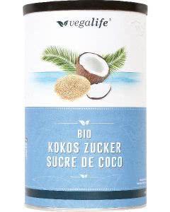 Vegalife Kokosblüten Zucker Dose - 450g