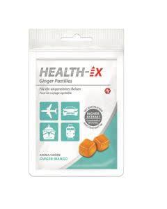 Health-Ix Ginger Pastilles Beutel - 20 Stk.