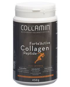 Collamin Forte'Active Collagen Peptide (Wild Berry) Dose - 450g