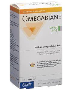 Omegabiane 3/6/9 Kapseln - 100 Stk.