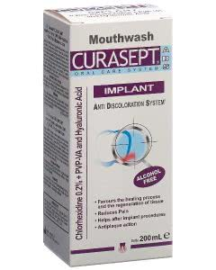 Curasept ADS Implant Mouthwash 0.20% - 200ml