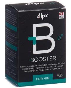 Alpx Booster for him Gélules Dose - 20 Stk.