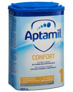 Milupa Aptamil Confort 1 ab Geburt - 800g