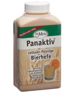 Dr. Metz Panaktiv Bierhefe flüssig Flasche - 500ml