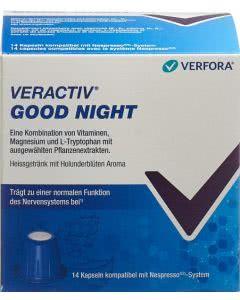 Veractiv Good Night nespresso Kapseln - 14 Stk.