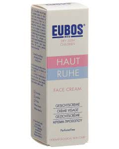 Eubos Haut Ruhe Face cream Tube - 30ml