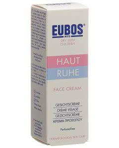Eubos Haut Ruhe Face cream Tube - 30ml