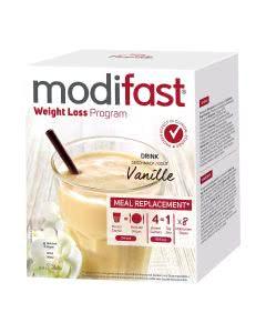 Modifast Programm Drink Vanille - 8 x 55g