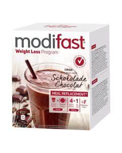 Modifast Programm Drink Schokolade - 8 x 55g
