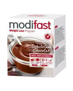 Modifast Programm Creme Schokolade - 8 x 55g