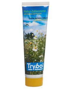 Trybol Natur Zahncreme mit Grüntee Tube - 100ml