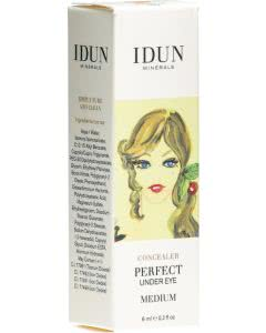 Idun Perfect Under Eye Concealer Extra Light - 6ml