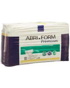 Abri-Form Premium Inkontinenz Windelhose S4 small 60-85cm - 22 Stk.