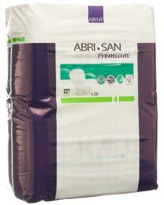 Abri-San Premium Inkontinenz-Einlage Nr. 4, 20x44cm - 28 Stk.
