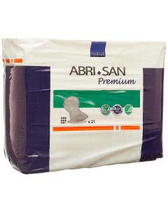 Abri-San Premium Inkontinenz-Einlage Nr. 8, 36x63cm - 21 Stk.