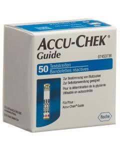 ACCU-CHEK GUIDE Teststreifen - 50 Stk.