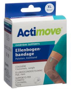 Actimove Everyday Support Ellenbogenbandage XL Klettband