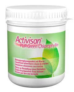 Activisan Pur Green Chlorophyllin Pulver - 90g