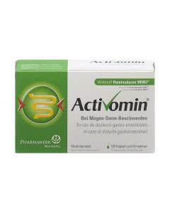 Activomin Huminsäuren 400mg - 120 Kaps.
