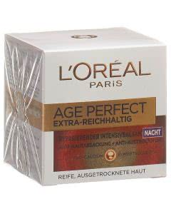 L'Oréal Dermo Expertise Age Perfect Nachtcreme extra reich - 50ml