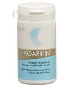 Agarikin Pilz-Extrakt (Agaricus brasiliensis) - 60 Kaps.
