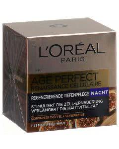 L'Oréal Dermo Expertise Age Perfect Renaissance Cellulaire Nacht - 50ml