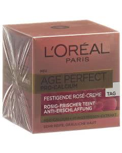 L'Oréal Dermo Expertise Age Perfect Pro-Calcium Rosé-Creme - 50ml
