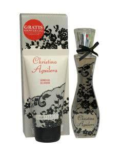 Christina Aguilera Signature - Eau de Parfum 30ml - mit gratis 50ml Duschgel