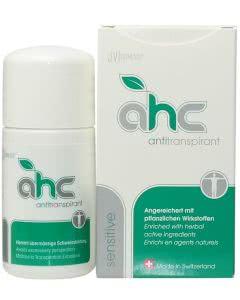 JV Cosmetics - AHC 20 Antiperspirant - sensitive - 50ml