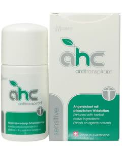 JV Cosmetics - AHC 20 Antiperspirant - sensitive - 30ml