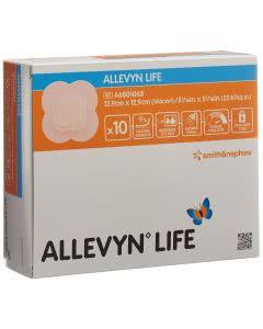 Allevyn Life Silikon-Schaumverband - 10 Stk. à 12.9cm x 12.9cm
