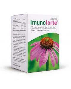 Allvita Imunoforte Kapseln - 90 Kapseln
