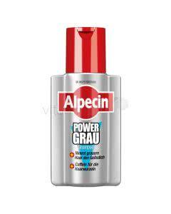 Alpecin Hair Energizer Schuppen PowerGrau Shampoo - 200ml