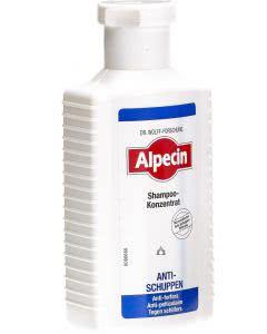 Alpecin Shampoo Konzentrat Anti Schuppen - 200ml