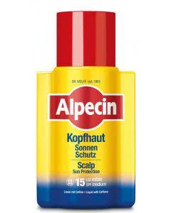 Alpecin Kopfhaut Sonnenschutz LSF 15 - 100ml