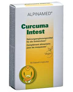 Alpinamed Curcuma Intest - 60 Kaps.
