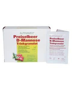 Alpinamed Preiselbeer-Trinkgranulat Mannose