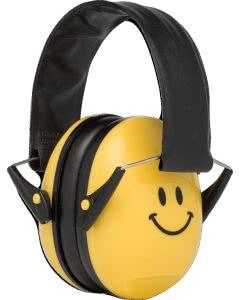 Die Alpine Muffy Kindergehörschutz - Smile gelb