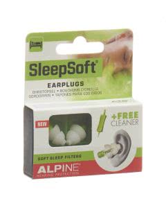 Alpine Sleep Soft Ohrstöpsel