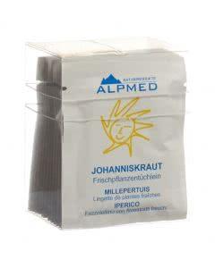 Alpmed Frischpflanzentüchlein Johanniskraut - 13 Stk.
