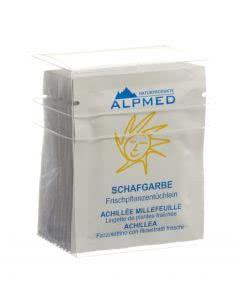 Alpmed Frischpflanzentüchlein Schafgarbe - 13 Stk.
