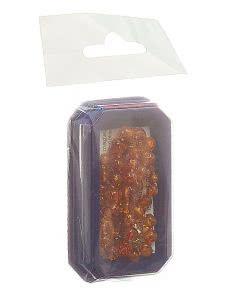 Amberstyle Bernstein 32cm cognac hell Magnet - 1 Stk.